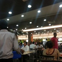 Photo taken at Spice World Mall by Amit T. on 10/29/2013