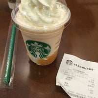 Photo taken at Starbucks Coffee なんば南海通店 by Mark B. on 5/4/2016