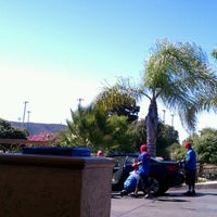 Photo taken at San Marcos Hand Car Wash by Durrell T. on 9/14/2012