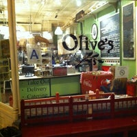 Photo taken at Olive's by Amina M. on 1/3/2013