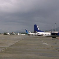Photo taken at Sentani International Airport (DJJ) by Rudy S. on 6/24/2013