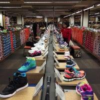 Photo taken at DSW Designer Shoe Warehouse by John B. on 3/9/2013