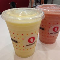 Photo taken at Red Mango by Tiffany S. on 7/11/2013
