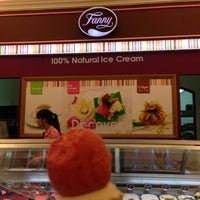 Photo taken at Fanny Ice Cream by Minoru Y. on 6/9/2013