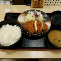 Photo taken at 松乃家 中野店 by Shinichi O. on 10/21/2016
