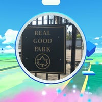 Photo taken at Real Good Park by Jason M. on 7/16/2016