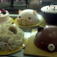 Photo taken at Shilla Korean Bakery by Cindy C. on 10/12/2012