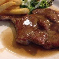 Photo taken at Steak - Kun,bangsean,chonburi by CHoice S. on 11/23/2013