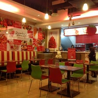 Photo taken at Strawberry Forever Dessert Cafe by firdaus e. on 12/6/2012
