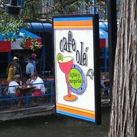 Photo taken at Cafe Ole by Stephanie S. on 10/13/2012