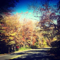 Photo taken at Jamaica Pond by Rosa P. on 10/23/2012