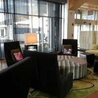 Photo taken at Aloft Chicago O'Hare by Jiggee J. on 1/28/2013