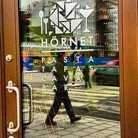 Photo taken at Runt Hörnet by Natasha A. on 2/21/2013