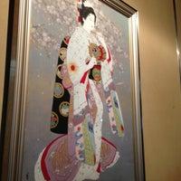 Photo taken at Hotel Sakan by rushiwata on 5/11/2013