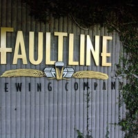 Photo taken at Faultline Brewing Company by Faultline Brewing Company on 2/2/2016