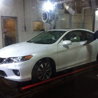 Photo taken at Simoniz Car Wash by arbkv on 12/21/2013