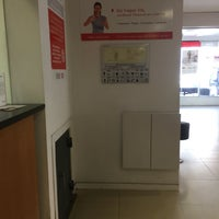 Photo taken at HSBC CARMEN (centro) by FENIX3000 on 8/2/2016