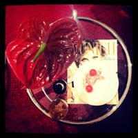 Photo taken at Atlantic Lounge by Жеребцов Z. on 7/7/2013