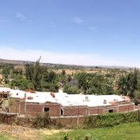 Photo taken at Fracc. Puente Viejo by Carol M. on 4/13/2014