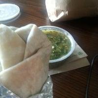 Photo taken at Burrito Bandito by Niki on 4/12/2014