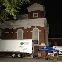 Photo taken at First Baptist Church by Liz R. on 11/28/2012
