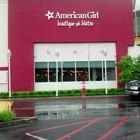 Photo taken at American Girl Boutique & Bistro by Fernando M. on 5/19/2013