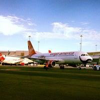 Photo taken at Virgin America by Neland M. on 10/6/2012