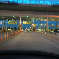 Photo taken at Plaza Tol Putrajaya by MaRk e. on 5/24/2016