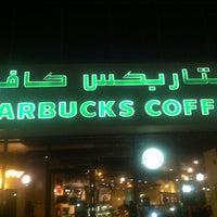 Photo taken at Starbucks by Salma A. on 3/8/2013