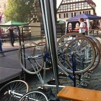 Photo taken at Marktplatz by Frank S. on 7/6/2013