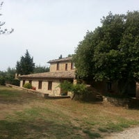 Photo taken at Country House Montali by Brighde R. on 6/26/2014