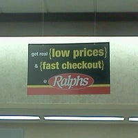 Photo taken at Ralphs by Viciously M. on 9/22/2012