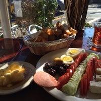 Photo taken at Istanbul Borek by Lars on 11/16/2013