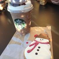 Photo taken at Starbucks by Kate on 12/17/2012