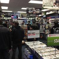 Photo taken at GameStop by Trevor L. on 2/5/2013