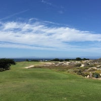 Photo taken at Pacific Grove Golf Links by Michael L. on 9/25/2015