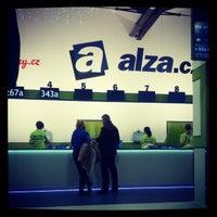 Photo taken at Alza.cz by Daniel D. on 12/19/2012