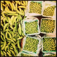 Photo taken at Union Square Greenmarket by Paul A. on 6/22/2013