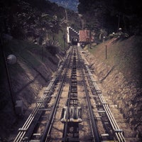 Photo taken at Penang Hill by Yazman T. on 3/15/2013