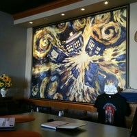 Photo taken at The Pandorica (Cup and Saucer Tea Room) by Preston R. on 2/27/2016