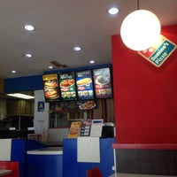 Photo taken at Domino's Pizza by Danial A. on 4/18/2016