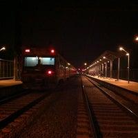 Photo taken at Estación Metrotren San Fernando by Fabio D. on 5/9/2013
