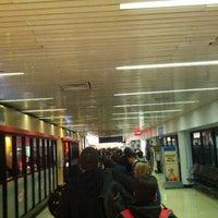 Photo taken at Terminal B by Arthur T. on 11/9/2012