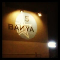 Photo taken at Banya 5 by Ty W. on 2/17/2013
