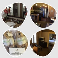 Photo taken at Gainey Suites Hotel by Webster88 on 12/11/2014