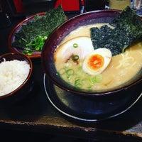 Photo taken at 光麺 恵比寿店 by munemitsu s. on 8/23/2016