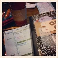 Photo taken at Starbucks by Candi B. on 12/10/2012