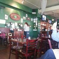 Photo taken at McGrady's Irish Pub by Konstantinos T. on 12/8/2012