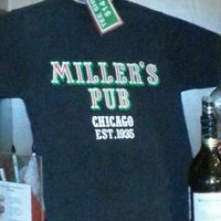 Photo taken at Miller's Pub by Mary M. on 4/10/2013
