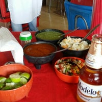 Photo taken at Carnitas del Valle by Rose-Marie! on 7/10/2015